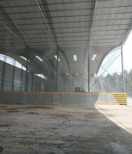 郑州车间降尘喷雾系统操作方法图片