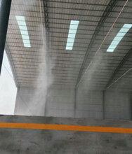 郑州车间智能喷雾系统非标定做图片
