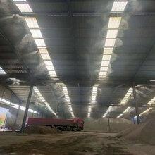 安阳料仓喷雾加湿系统方案图片