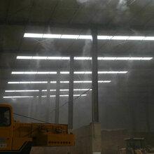 威海菜棚喷雾加湿系统设计图片