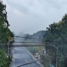 赣州城市道路喷雾设备品牌图片