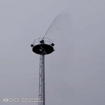 焦作城市高空除尘除霾系统品牌