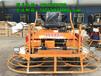 烏海內蒙古座駕式混凝土抹平機雙盤收光機