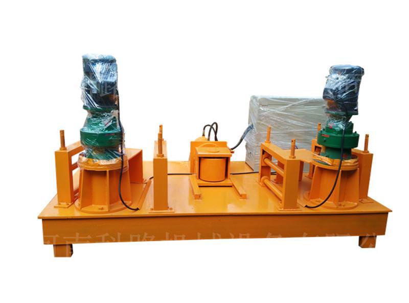 洛阳洛龙工字钢冷弯机原理及操作规程