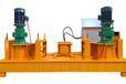 黑龙江哈尔滨工字钢弯拱机多少钱一台