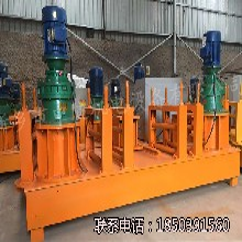黑龙江鸡西定制500300H型钢弯拱机图片