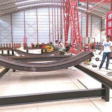 重庆铜梁钢拱架冷弯机工作原理图片