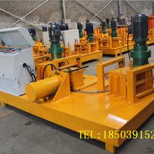 四川凉山钢筋加工厂设备使用方法图片