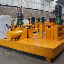 上海徐汇定制500300H型钢弯拱机工作原理图片