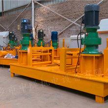 新疆博尔塔拉WGJ-250弯拱机工作原理图片