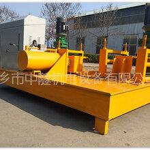 宁夏银川定制500300H型钢弯拱机图片