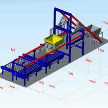 骨架挡水块小型预制件生产设备厂家介绍