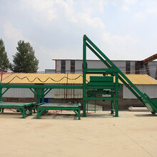 边沟盖板混凝土预制件生产线操作介绍
