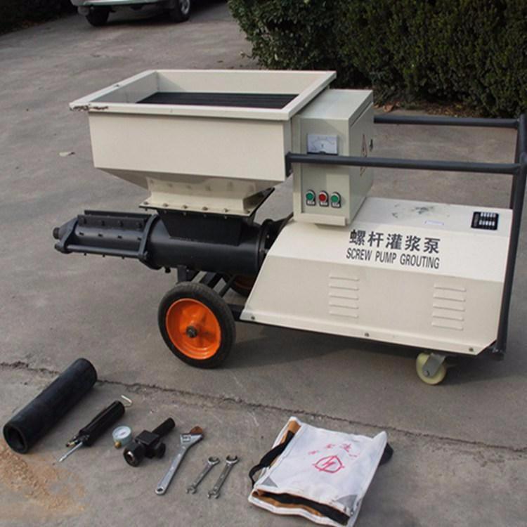 水泥砂浆泵耐腐耐磨性能好