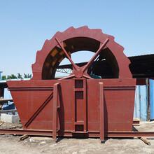 衡水洗砂机设备参数及报价图片