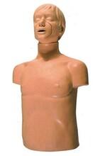 高级成人气道梗塞及CPR模型,成人半身心肺复苏模型