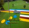 都江堰幼儿园室外草坪墙面设计/方便安装