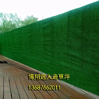 当阳假草坪墙面,仿真草坪墙安装