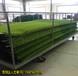 云南青島博翔專業人造草坪吸震墊合成材料減震墊用于5人、11人足球場