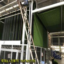 工厂介绍围墙临沂市人工草坪图片
