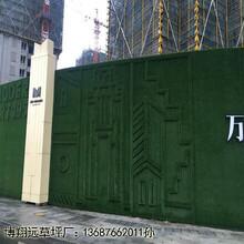 宁德房地产市政墙面仿真草皮每平米价格图片