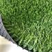 铺设塑料草坪
