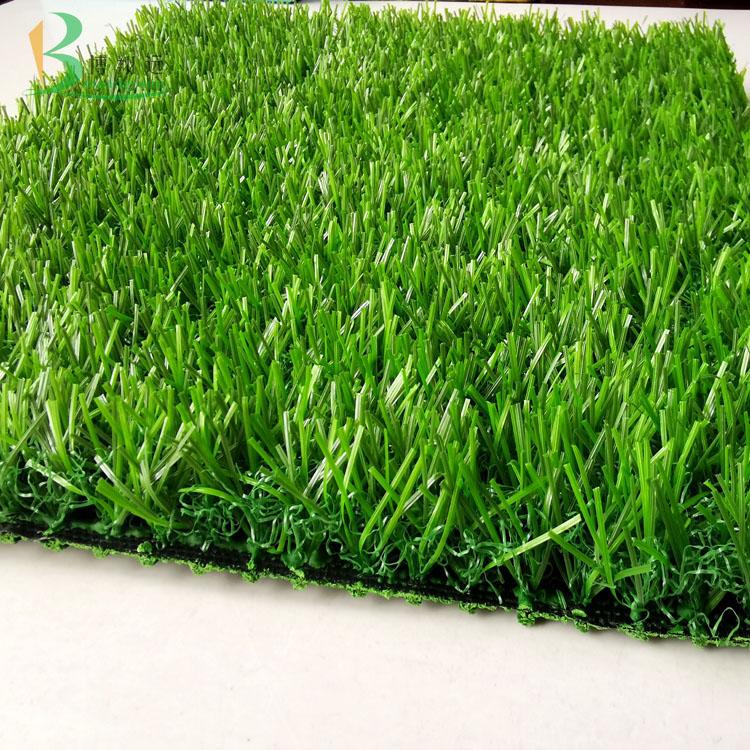 屋面鋪人造草皮