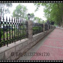 定制批发锌钢护栏铁艺围栏锌钢护栏栅栏锌钢绿化公园护栏围栏图片