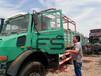 供应德国奔驰卡车配件,原装奔驰二手卡车驾驶室乌尼莫克