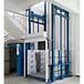 液壓升降機貨梯升降平臺導軌式升降機電動升降機直銷