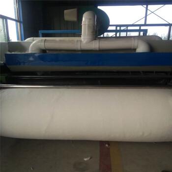 大型旧棉花翻新梳理机一次成型除尘环保梳理机