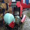 牧草秸秆打捆包膜机饲料打捆包膜机