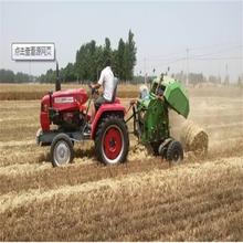 專業稻草撿拾打捆機自動麥秸撿拾打捆機自動撿拾打捆機圖片