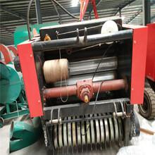 小麥秸稈打捆機秸稈撿拾打捆機生產率高的撿拾打捆機圖片