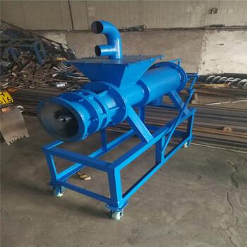 養豬戶豬糞處理設備優質高效糞便干濕分離機多少錢