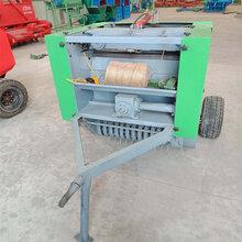 自走式小麦捡拾打捆机哪里卖带补贴的捡拾打捆机图片