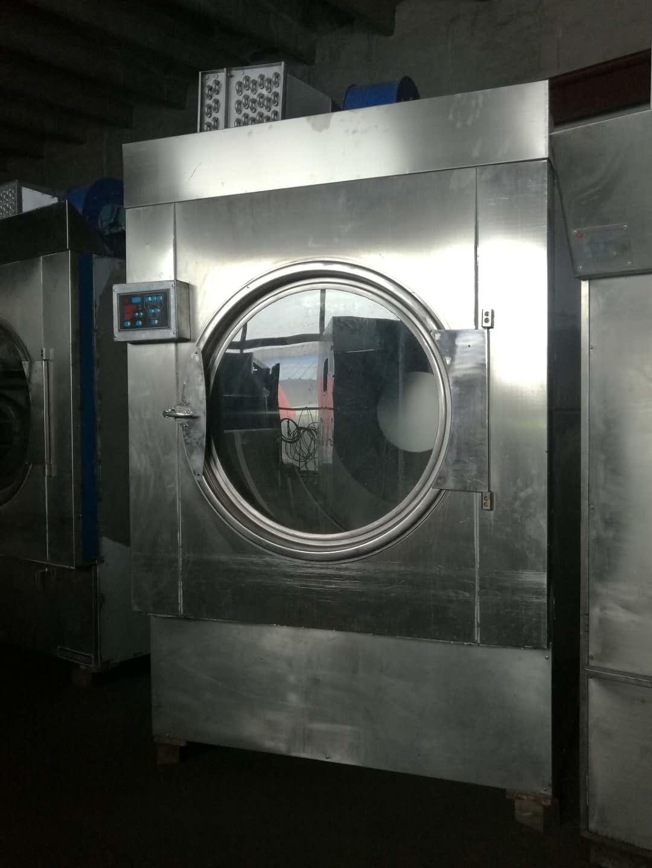 涿鹿出售二手服装水洗机烘干机全封闭干洗机