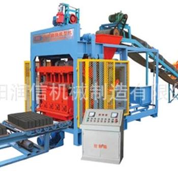 各種產量制磚機全自動液壓砌塊成型機環保節能一機多用