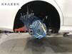 奔驰C200刹车系统升级改装AMG六活塞卡钳套装进口带有二维码