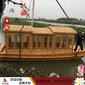 冯氏厂家纯手工打造8米中式电动画舫船图片
