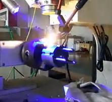激光焊接設備,激光模具燒焊機,激光自動焊接機,激光電焊機圖片