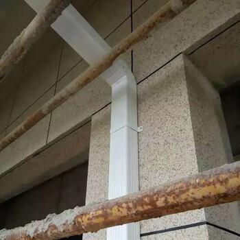 金属方形雨水管