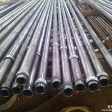 云南銷售鉗壓式聲測管現貨、昆明套筒式聲測管、鋼管圖片