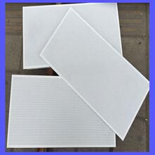 供给30X60铝扣板300X600铝扣板吸音铝扣板图片