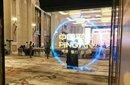 廣州霧幕投影出租展會活動3D霧屏全套出租水幕投影霧幕機租賃圖片