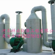 保定35000风量喷漆废气净化处理设备