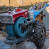 電啟動手扶拖拉機柴油手扶施肥開溝器配件廠家常州手扶拖拉機
