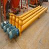 U型螺旋输送机管式无轴绞龙环保垃圾输送设备支持定做环保设备