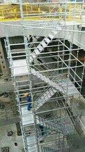 盘扣式脚手架新型建筑模板支撑架图片