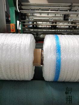 捆草網生產以及加工過程